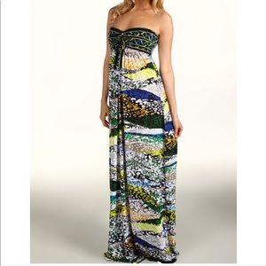 BCBGMaxazria Cybele Maxi Dress